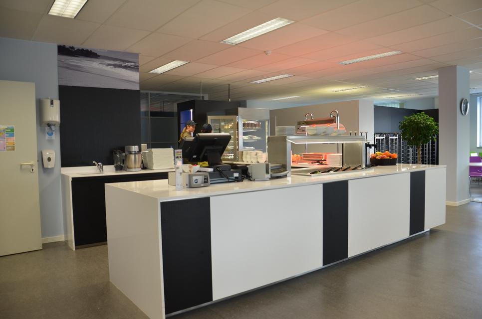 Bedrijfsrestaurants heylen interieurbouw for Interieur horecazaken